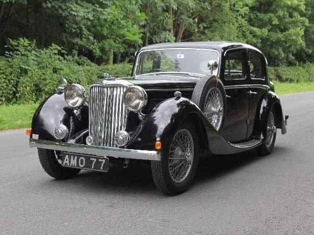 jaguar first car