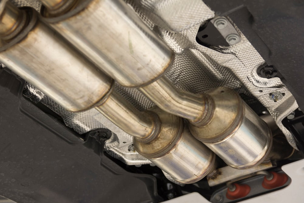 OEM VS AFTERMARKET Catalytic converter