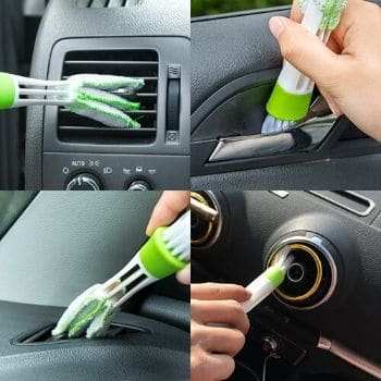 SENHAI Mini Duster for Car Air Vent