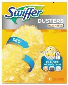 Swiffer 360 Duster, Heavy Duty Refills